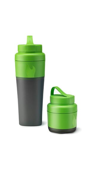 Light My Fire Pack-up-Bottle Drikkeflaske grøn
